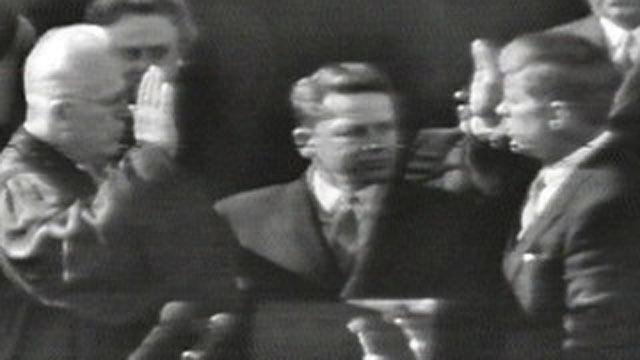 Jan. 20, 1961: Kennedy's Swearing-In Video - ABC News