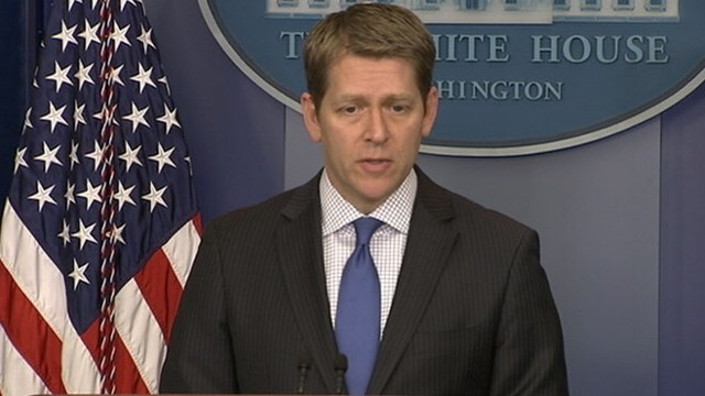 VIDEO: White House Press Secretary Jay Carney outlines what President wont accept to reduce deficit.