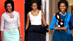 First Lady Michelle Obama Commands the Spotlight on European Trip
