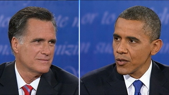 VIDEO: President Obama says Mitt Romney has changed his mind on a whole range of issues.