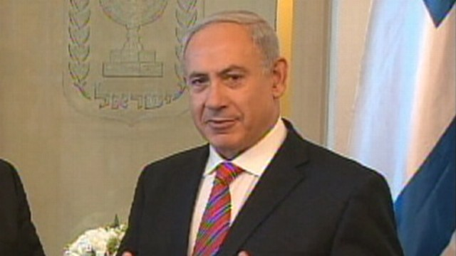 VIDEO: Israeli prime minister says security relationship between U.S. and Israel is rock solid.