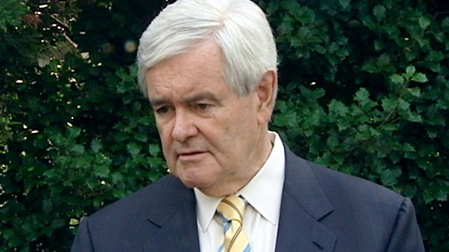newt gingrich. PHOTO: Newt Gingrich