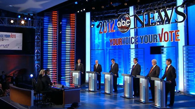 VIDEO: Presidential candidates say what they would be doing if not for N.H. debate.