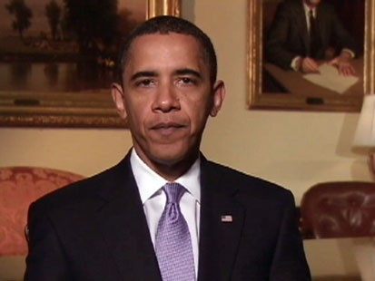VIDEO: The president discusses the rebuilding programs his office put in place.