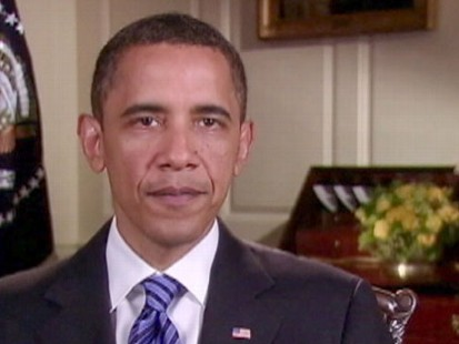 VIDEO: President Obamas Weekly Address to the Nation