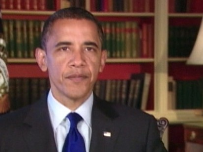 VIDEO: Barack Obamas Weekly Address to the Nation