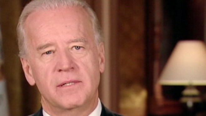 VIDEO: Joe Biden Delivers the Weekly Address to the Nation