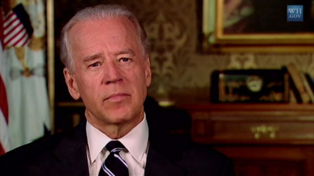VIDEO: Joe Biden Gives the Weekly Address