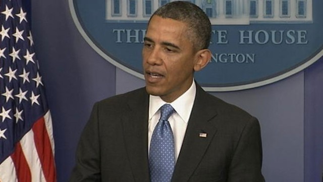"VIDEO: President says gay NBA player is ""still 7 foot tall and can bang with Shaq."""