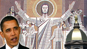 Bishop to skip Notre Dame commencement over Obama