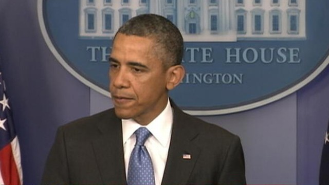 VIDEO: President Obama says more investigation is needed on reports of Syria's chemical weapons.