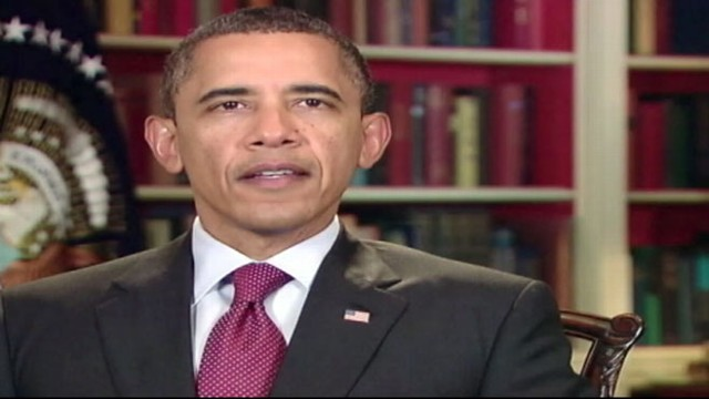 VIDEO: The president addresses the nation on the eve of September 11th.