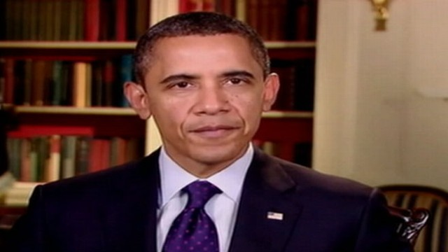VIDEO: The president addresses the nation about passing the jobs act.