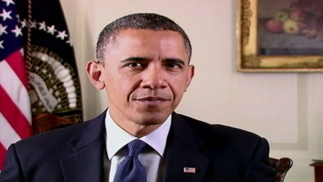 VIDEO: The president talks about ending the Afghan war and rebuilding America.