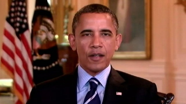VIDEO: The president urges congress to end the gridlock in Washington.