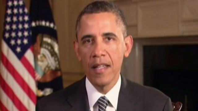 VIDEO: The president discusses the positive news from the latest economic indicators.