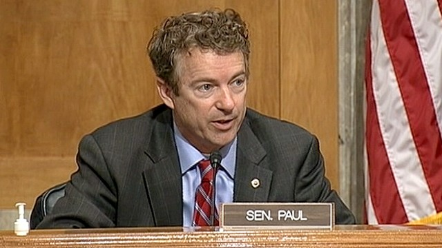 Rand Paul Takes Another Swipe At Chris Christie