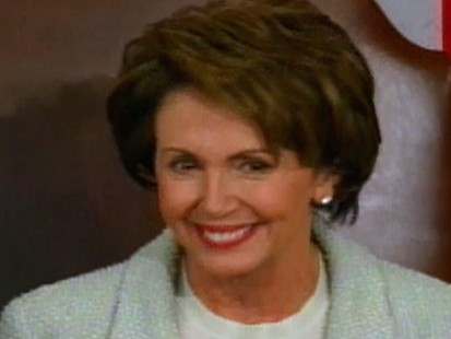 VIDEO: Nancy Pelosi