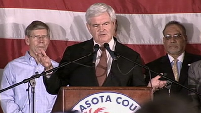 VIDEO: GOP candidate attacks President Obamas economic policy.