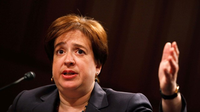VIDEO: Justice Kagan Sounds Off On Technology and Law
