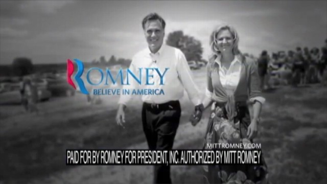 VIDEO: GOP 2012: New Romney Ad Emphasizes Family