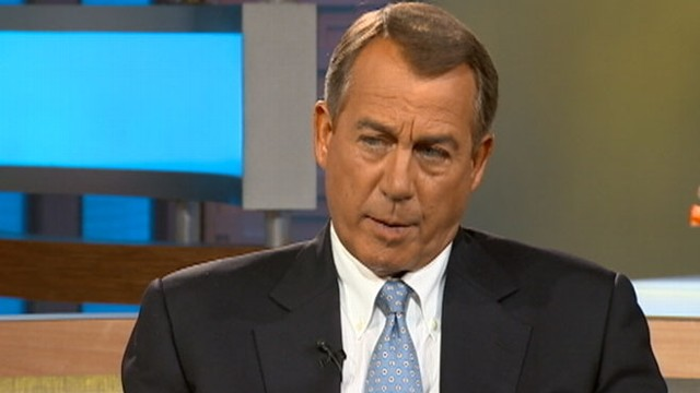 VIDEO: Boehner Wasnt Always Tied to Hastert Rule on Immigration
