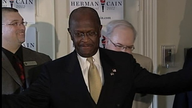 VIDEO: Cain Says He Can Steal Black Voters From Obama