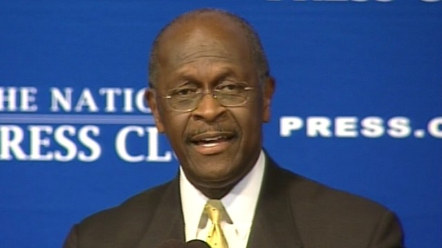 VIDEO: Herman Cain Sings Gospel Song