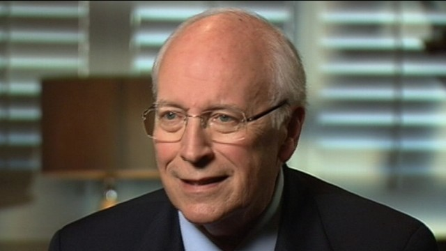 VIDEO: Former Vice President Cheney Weighs on Rick Perry