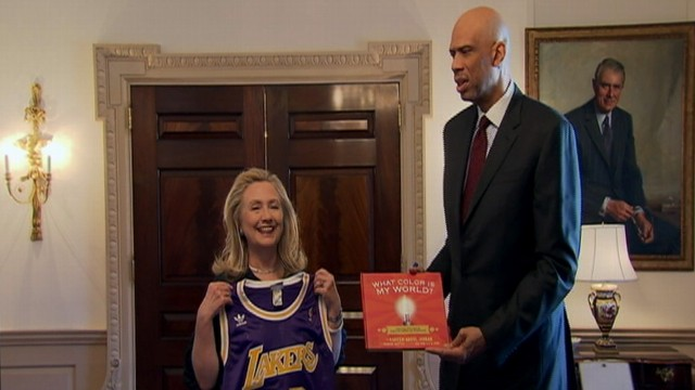 VIDEO: Kareem Abdul-Jabbar Named Cultural Ambassador