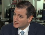 """VIDEO: Sen. Ted Cruz pledged to do """"anything"""" to stop President Obamas health care law."""