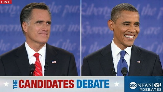 VIDEO: Mitt Romney would repeal Dodd-Frank; President Obama revisits the financial crisis.