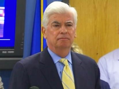 VIDEO: Sen. Chris Dodd defends his actions regarding AIG bonuses.