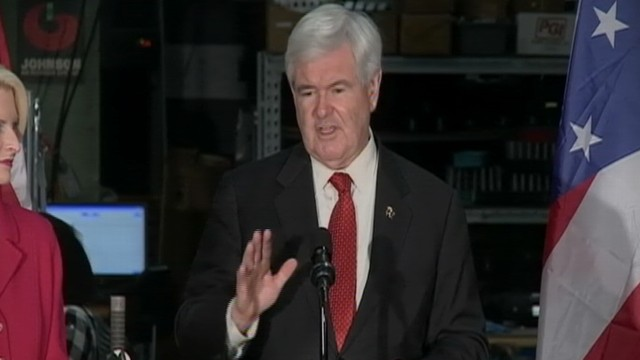 VIDEO: Gingrich Likes Clint Eastwood Super Bowl Ad