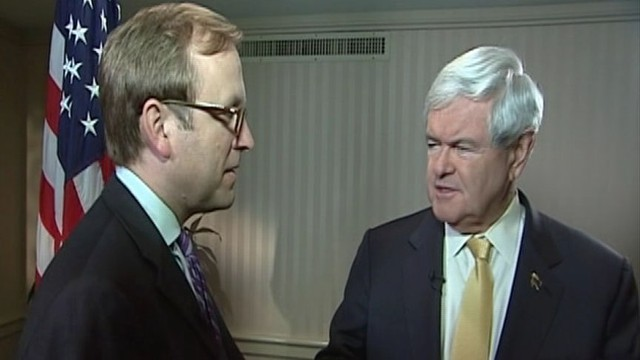 VIDEO: Gingrich Explains Why Hes Staying in GOP Race