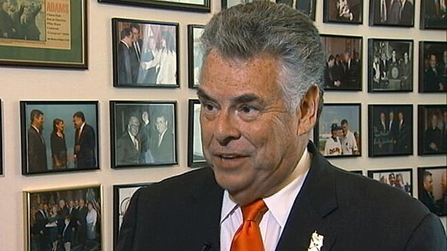 Rep. Peter King Assesses Potential 2016 Presidential Candidates
