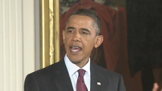 VIDEO: Obama Awards Medal of Honor to Sgt. Leroy Petry