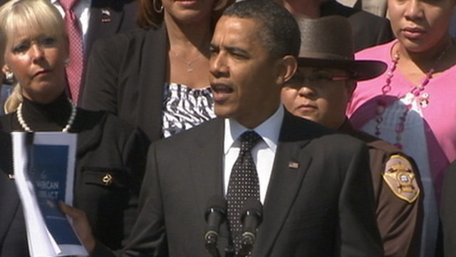 VIDEO: Obama says Congress Needs to Pass Jobs Bill