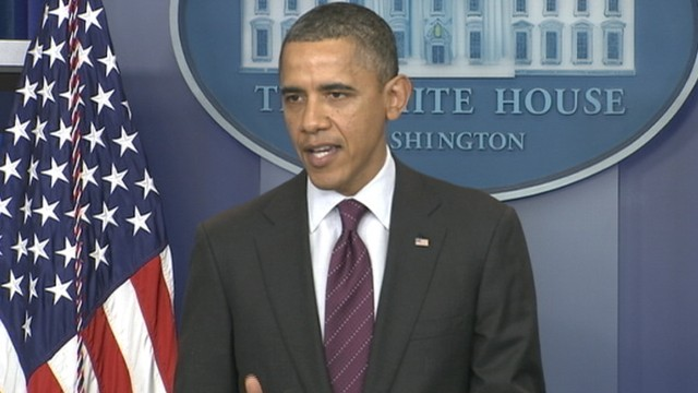 VIDEO: Payroll Tax Cuts: Obama Calls on House to Pass Bill