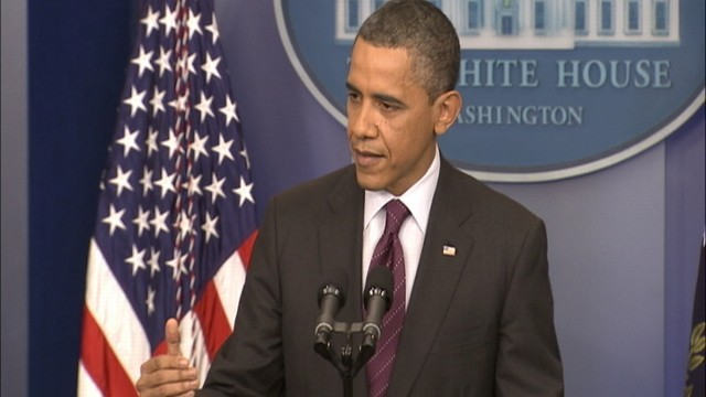 VIDEO: Obama Takes Veiled Swipe at GOP Candidates