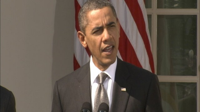 VIDEO: Obama on Afghan Massacre: Outrageous, Unacceptable