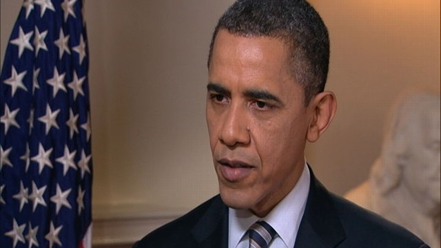 VIDEO: Obama Comments on Afghanistan Shootings