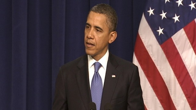 VIDEO: Obama: After Nine Years, U.S. War in Iraq Ending