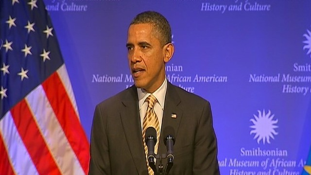 VIDEO: Smithsonian Breaks Ground African American Museum