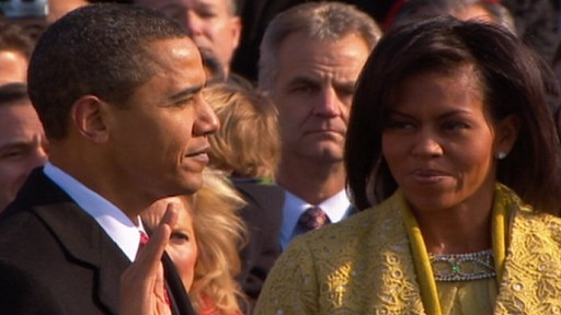 VIDEO: Barack Obama Inauguration