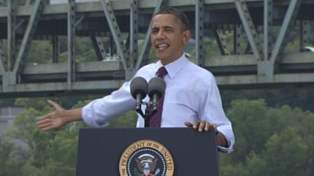 VIDEO: Obama Casts Himself As Warrior for Middle Class