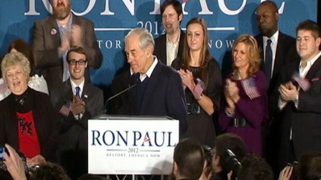 VIDEO: Congressman applauds his outside status