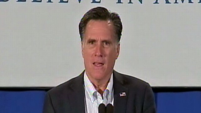 "VIDEO: Mitt Romney Likes ""Being Able to Fire People"""
