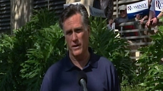 VIDEO: Mitt Romney: If Youre Attacked, Fight Back Hard