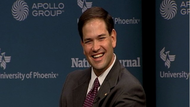 VIDEO: Marco Rubio Says He Would Turn Down VP Slot